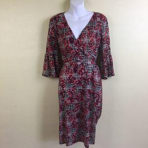 NWOT Glamour Dress 6 E19
